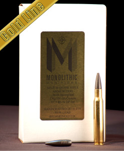 .30-06 Springfield 130g HV Gold Line Hunting Ammo