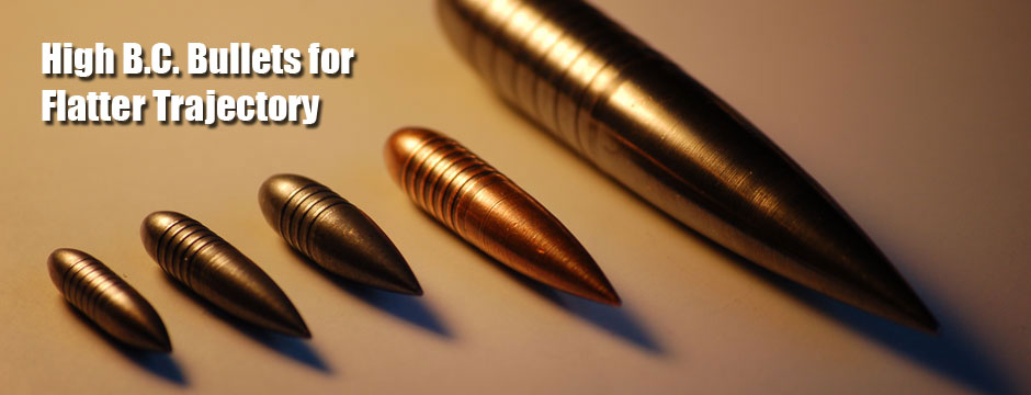 Monolithic Munitions – Ammo Without Compromise